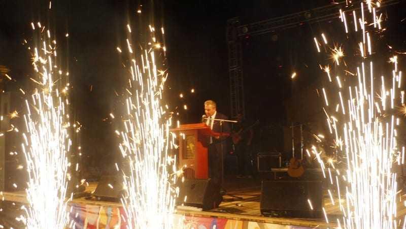 Ο Δήμαρχος Ξάνθης κήρυξε την έναρξη των γιορτών παλιάς πόλης