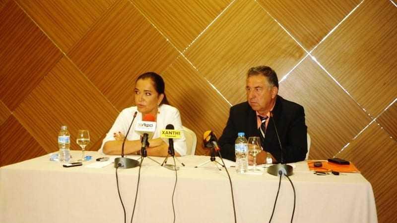 Ν. Μπακογιάννη: «Τα σύνορα της Ελλάδος είναι σύνορα της Ε.Ε.»