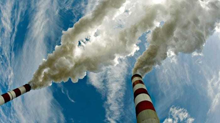 Η ρύπανση του αέρα με μικροσκοπικά σωματίδια αυξάνει τον κίνδυνο πρόωρου θανάτου