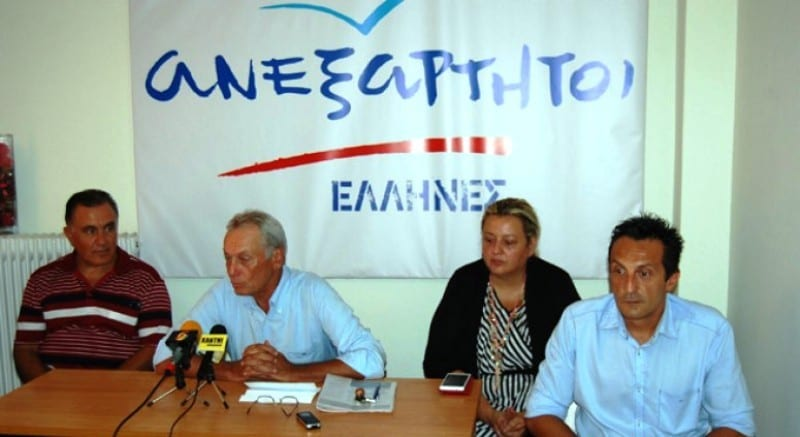 Τα ψηφοδέλτια των ΑΝΕΛ στην Αν. Μακεδονία – Θράκη:
