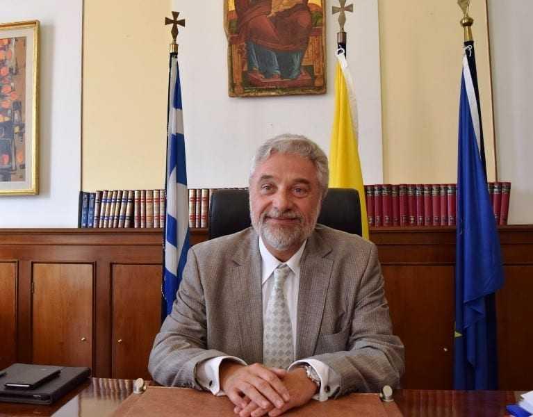 Ανέλαβε Υπουργός ο Φ. Τσαλίδης – «Η θητεία μου εδώ έχει τον χαρακτήρα γέφυρας»