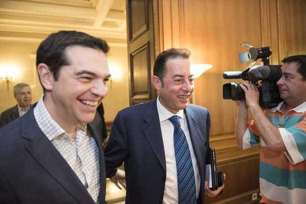 Η ρύθμιση του ελληνικού χρέους μεταξύ των θεμάτων που συζήτησαν Τσίπρας-Πιτέλα