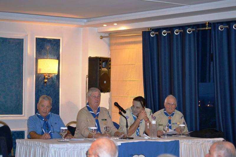 22η Πανθρακική συνάντηση παλαιών προσκόπων