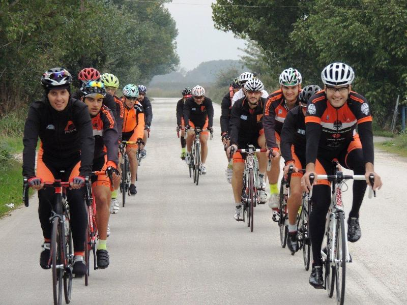 3η Ποδηλατική Διαδρομή  Ξάνθη- Κοσμοσώτηρα Φερρών