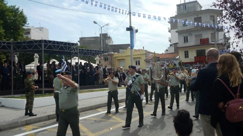 ΦΩΤΟΡΕΠΟΡΤΑΖ: Στρατιωτική Παρέλαση 4ης Οκτωβρίου 2015