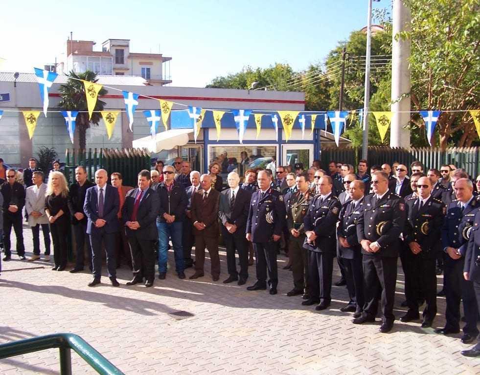 Αστυνομικοί Ξάνθης ευχαριστούν Δήμο