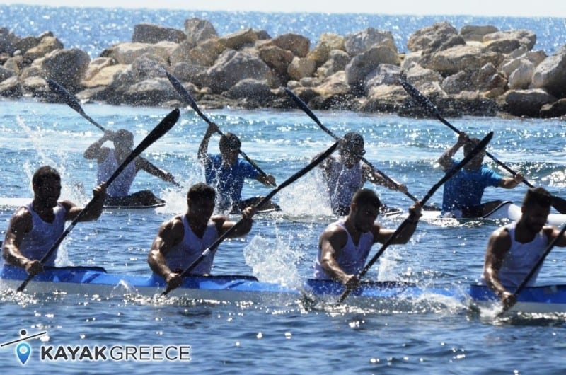 Kayak Greece 2015: Πρωταθλητής ο ΝΑΣ, ξεχώρισε ο ΕΝΟΑ