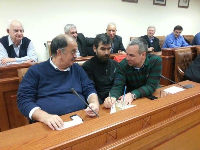 Επικεφαλής της Κοινωνίας Δημοτών ο Θ. Ξυνίδης