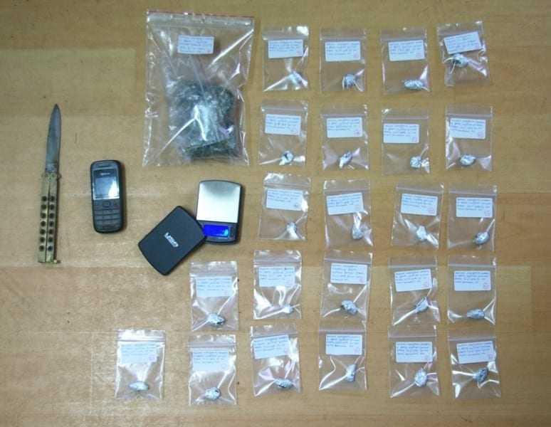 Στόχος της Αστυνομίας ΑΜΘ τα ναρκωτικά