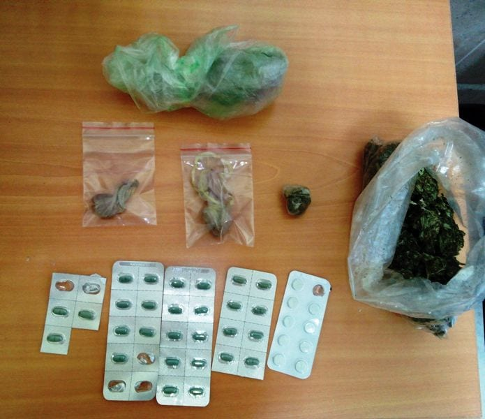 ΔΡΑΜΑ:  Σύλληψη για καλλιέργεια φυτών κάνναβης και κατοχή ναρκωτικών