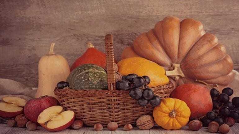 Τα καλύτερα τρόφιμα του φθινοπώρου- Αντιοξειδωτικά, γεμάτα βιταμίνες