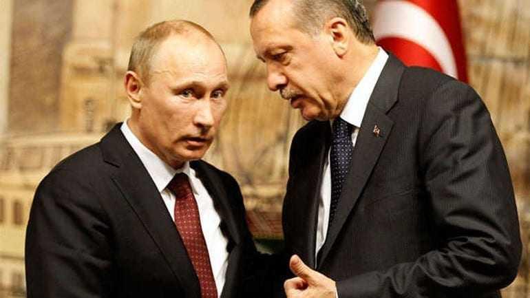 Κρεμλίνο: Συνάντηση με τον Πούτιν ζήτησε ο Ερντογάν