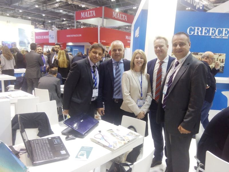 H Περιφέρεια Ανατολικής Μακεδονίας και Θράκης στη Διεθνή Έκθεση Τουρισμού (WTM 2-5 Νοεμβρίου) στο Λονδίνο.