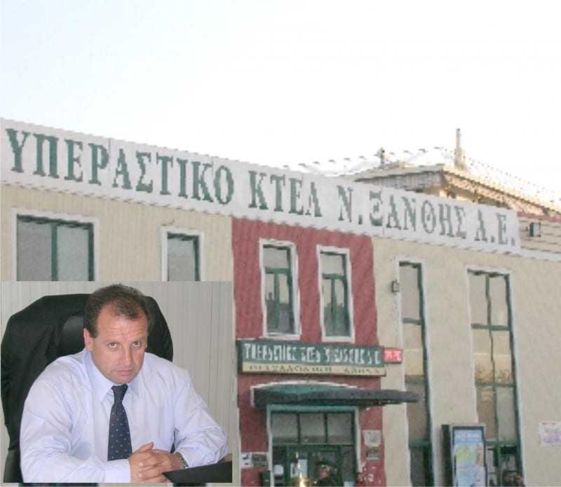 Ένα ευχαριστώ στόν πρόεδρο του ΚΤΕΛ Ξάνθης Γεωργιάδη Θέμη από έναν Ξανθιώτη.