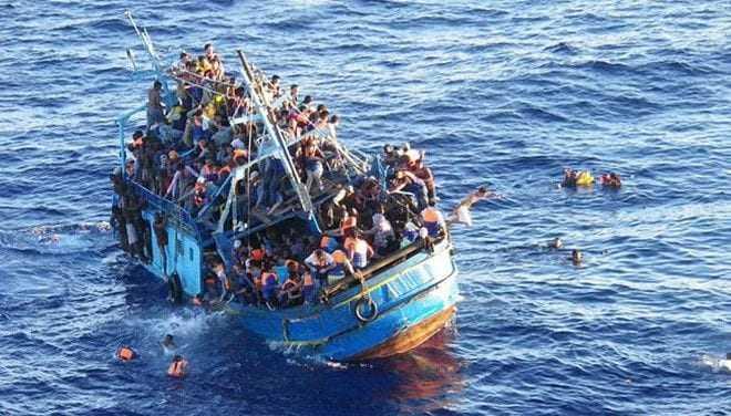 Έμμισθος μεταφορέας μεταναστών