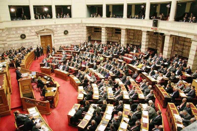 15 βουλευτές ρωτούν αν η κυβέρνηση θα καταπολεμήσει την διαφθορά