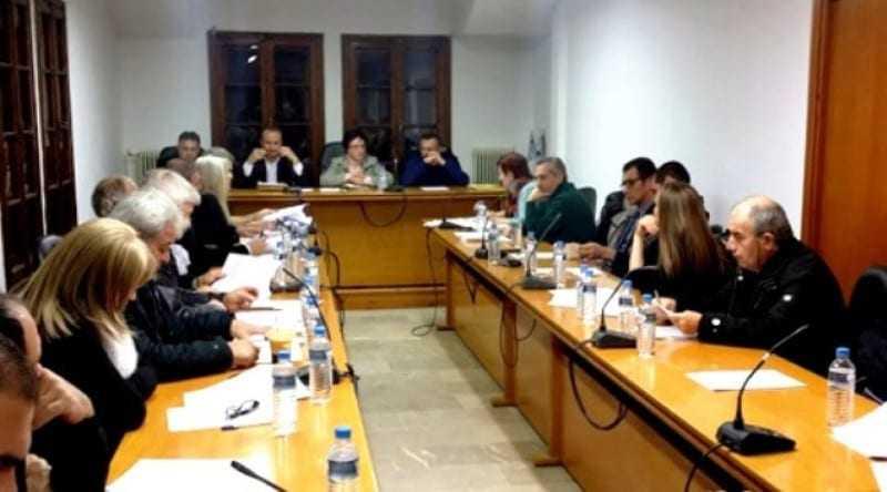 Συνεδρίαση Δημοτικού συμβουλίου Τοπείρου και Οικονομικής Επιτροπής
