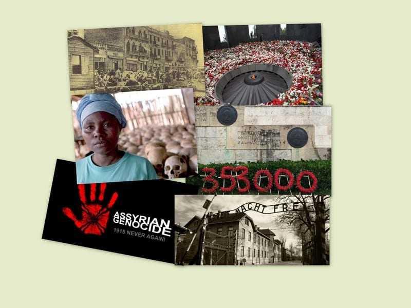 Διεθνή Ημέρα μνήμης και αξιοπρέπειας των θυμάτων του εγκλήματος της γενοκτονίας και πρόληψης αυτού του εγκλήματος