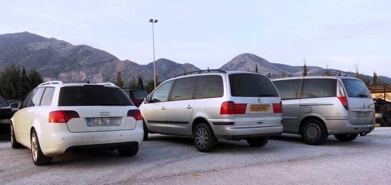 Κυνηγητό με τους διακινητές και σύλληψη στην Ξάνθη