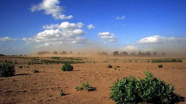 Το ένα τρίτο της καλλιεργήσιμης γης στον πλανήτη έχει χαθεί τα τελευταία 40 χρόνια