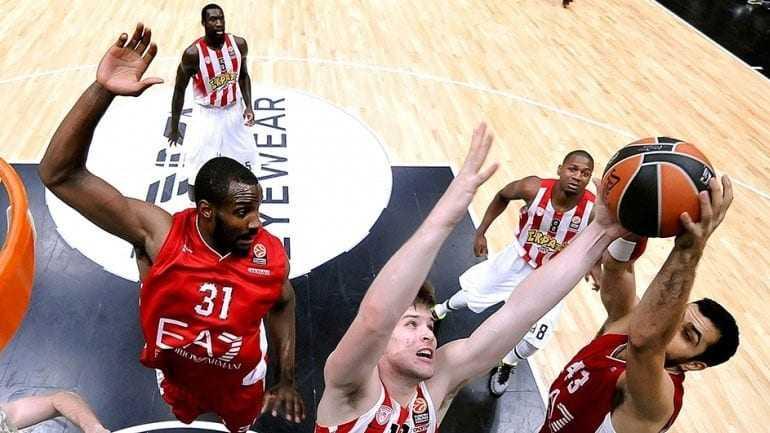Euroleague: Φιλοξενεί την Αρμάνι ο Ολυμπιακός για την πρώτη θέση