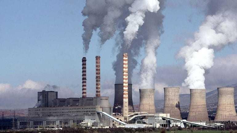 Στο «κόκκινο» ο δείκτης της ατμοσφαιρικής ρύπανσης στην Πτολεμαΐδα