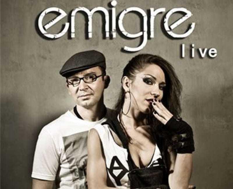 Αλλάζει ο χρόνος της συναυλίας των Emigre