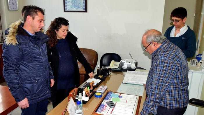 Με δύο γάμους κλείνει το 2015 στον Δήμο Τοπείρου
