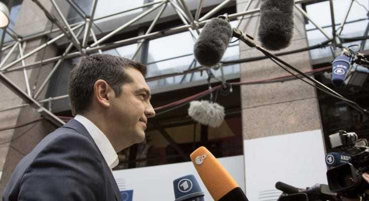 Στις Βρυξέλλες την Πέμπτη ο Αλ. Τσίπρας για τη Σύνοδο Κορυφής