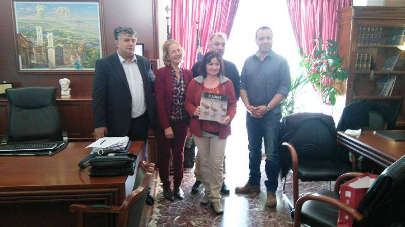 Στην Ξάνθη μαθητές από 5 χώρες της Ευρώπης, στα πλαίσια του Erasmus +
