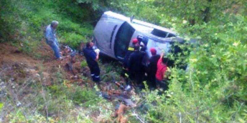 Νεκρός 22χρονος  οδηγός στην Μάνδρα