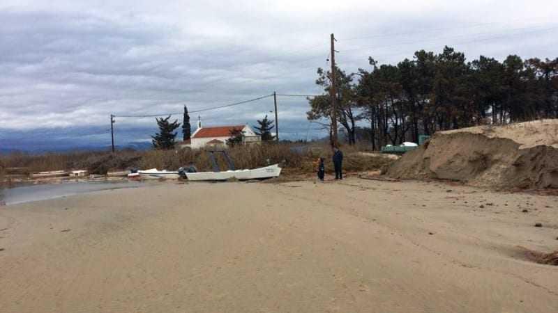 Επεμβάσεις αποκατάστασης στον Δήμο Τοπείρου από τις πλημύρες του Νέστου Ποταμού
