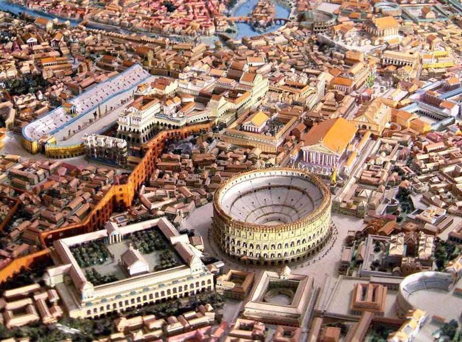 Πολιτιστική κληρονομιά και παράδειγμα της Ιταλίας