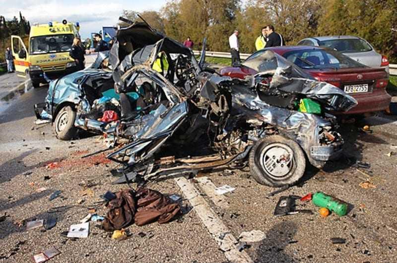 34 οδηγοί άφησαν την τελευταία τους πνοή στην άσφαλτο.