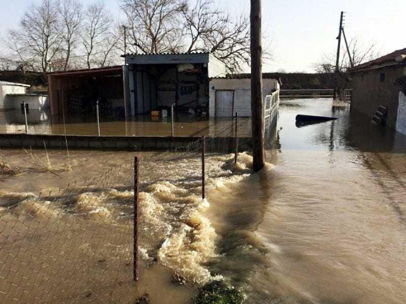 «Συνολική επαναπροσέγγιση αντιπλημμυρικής προστασίας λεκάνης απορροής Έβρου»