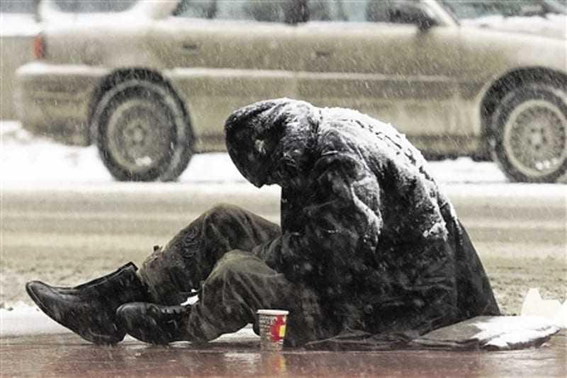 Οι πρόσκοποι δίπλα στους άστεγους της Ξάνθης