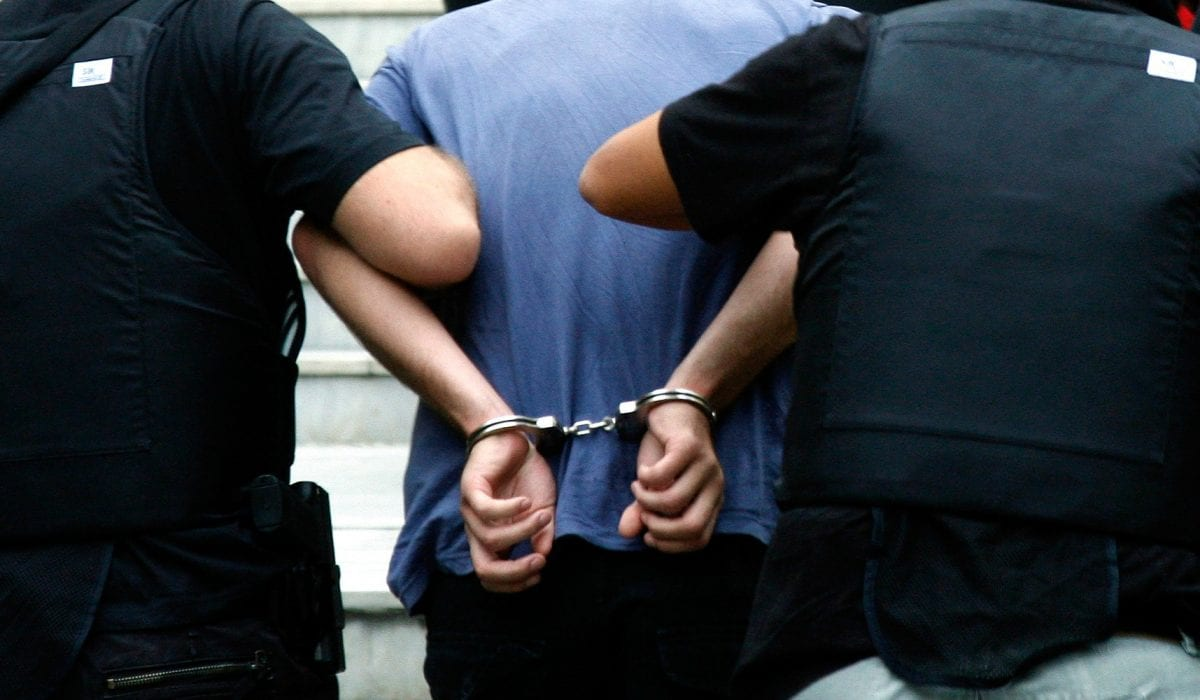 Σύλληψη 24χρονου ημεδαπού διωκόμενου με Ένταλμα Σύλληψης