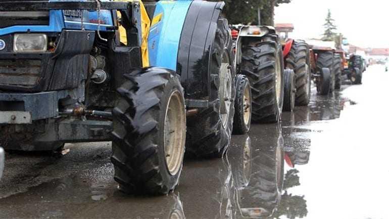 Ροδόπη: Αγρότες θα κλείσουν για 72 ώρες το τελωνείο της Νυμφαίας