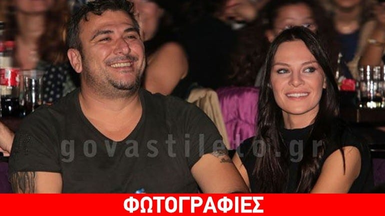 Αντώνης Ρέμος-Υβόννη Μπόσνιακ: Η κόρη τους έγινε ενός έτους! Το πάρτι γενεθλίων