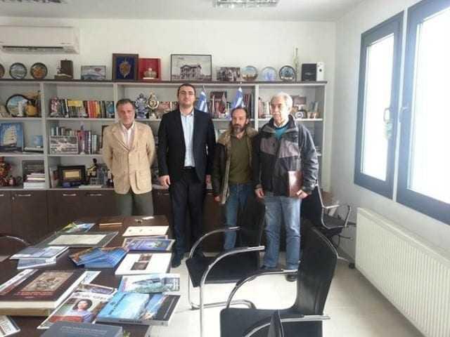 Το ΑΚΚΕΛ μαζί με τον επίτιμο πρεσβευτή της Ρωσίας σπάνε το εμπάργκο των εξαγωγών προϊόντων πρωτογενούς τομεα