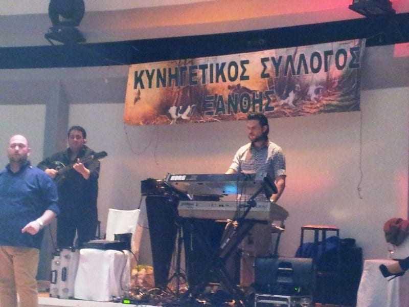 Πετυχημένος ο χορός των Κυνηγών Ξάνθης.
