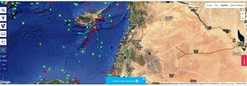 Odin Finder: Κύπρος – Ισραήλ