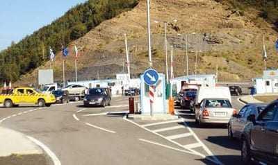Εκατομμύρια διελεύσεις από 8 πύλες εισόδου της Αν. Μακεδονίας και Θράκης  Πηγή: http://www.xronos.gr/detail.php?ID=101306