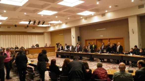 Πρόσκληση 2η σε Ειδική Συνεδρίαση του Περιφερειακού Συμβουλίου.