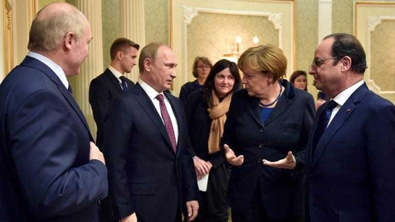 Ευρώπη και Ρωσία συμφωνούν στην ανάγκη για συνέχιση της εκεχειρίας στη Συρία