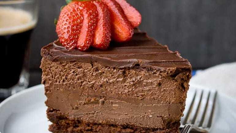 Κάντε «δώρο» στον εαυτό σας για την ημέρα της γυναίκας μια τούρτα σοκολάτα!