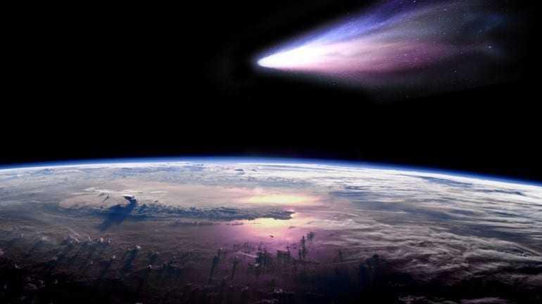 Δύο κομήτες θα περάσουν «ξυστά» από τη Γη τη Δευτέρα και την Τρίτη