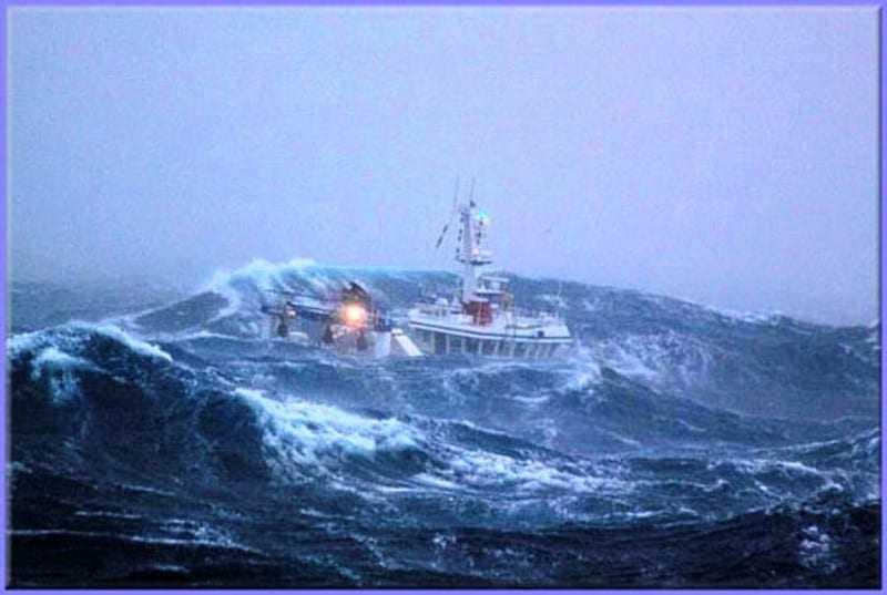 Επικίνδυνα καιρικά φαινόμενα στην θαλάσσια περιοχή του Πόρτο Λάγος και στα ορεινά