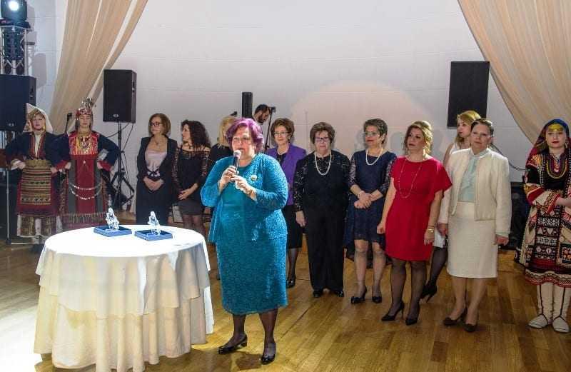 Ο επετειακός  χορός του Λυκείου Ελληνίδων Ξάνθης