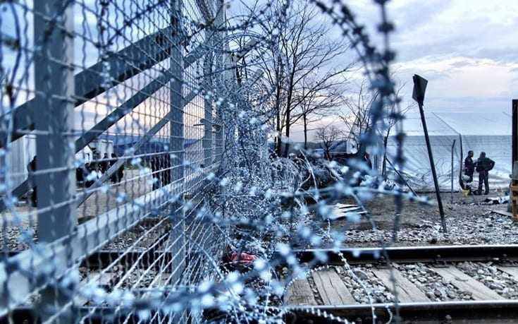 ΠΓΔΜ: Κλειστή για τρίτη ημέρα, η ουδέτερη ζώνη με την Ελλάδα